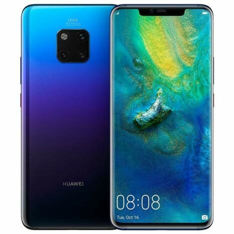 Huawei Mate 20 128GB 4G Dual Sim Twilight